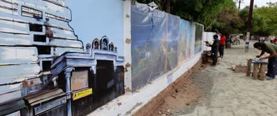 Beautiful-nellai-Collector-Office-Shining-With-Color-Paintings
